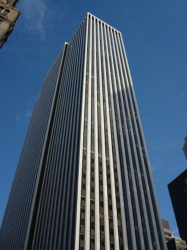 General Motors Building, New York City.