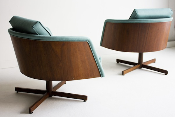 Chairs for Thayer Coggin.