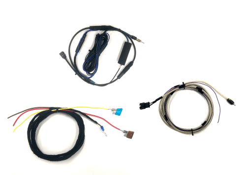 small resolution of plug play aftermarket radio harness kit 2019 sprinter 907