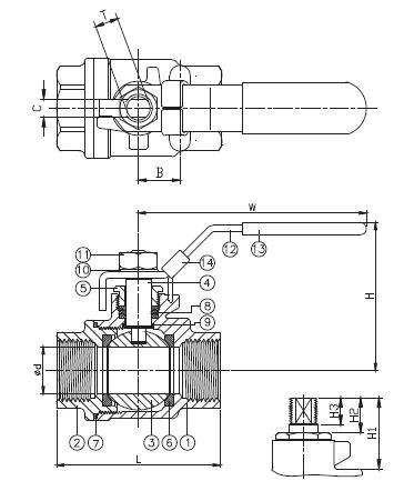 Compressed Air Ball Valves Plumbing Ball Valves Wiring