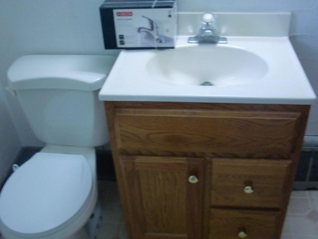 Rub a Dub Dub Makeover the Tub a Small Bathroom DIY Renovation ...