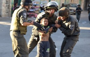 israelis-arrest-palestinian-toddler