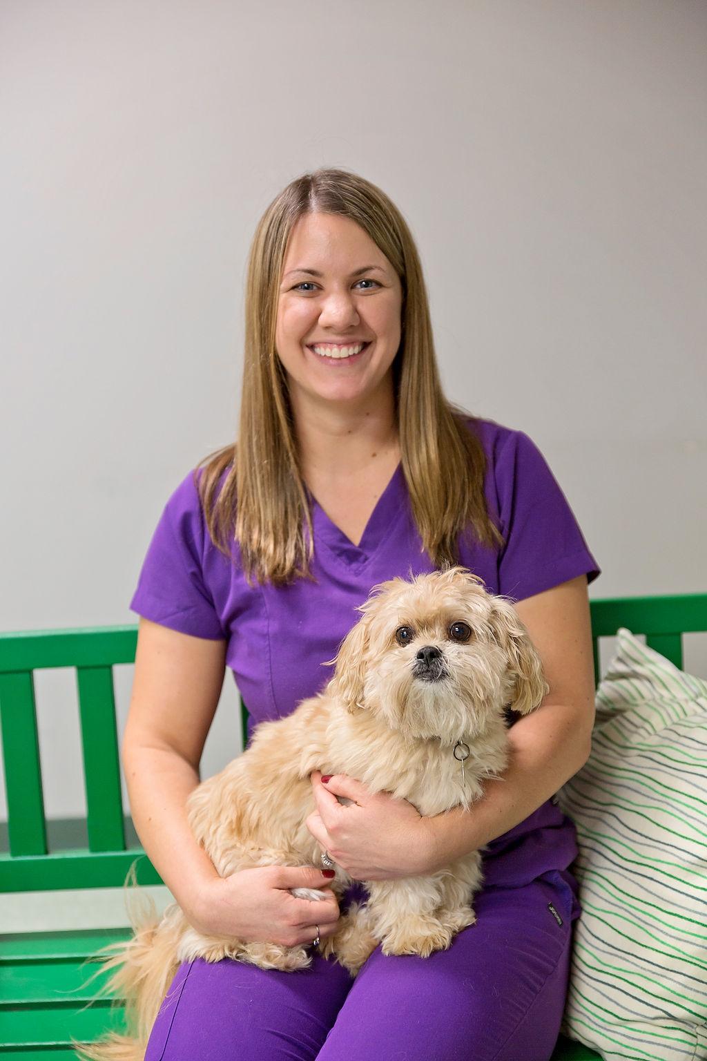 Stacy Bennett - Veterinary Assistant