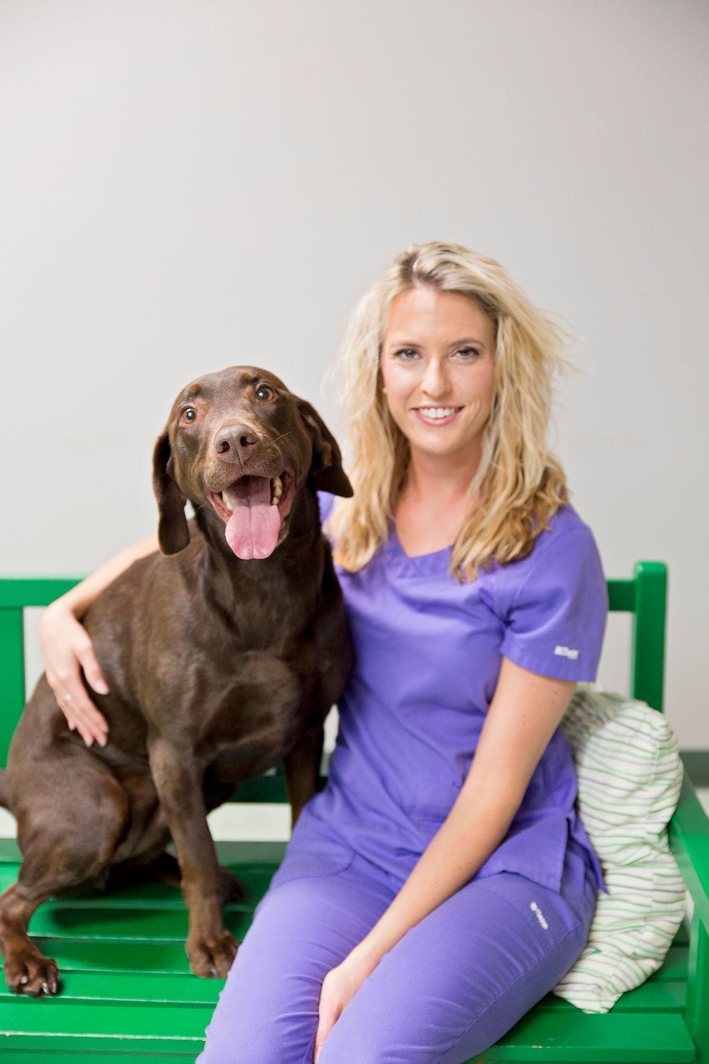Ali Whetzel, R.V.T. - Registered Veterinary Technician