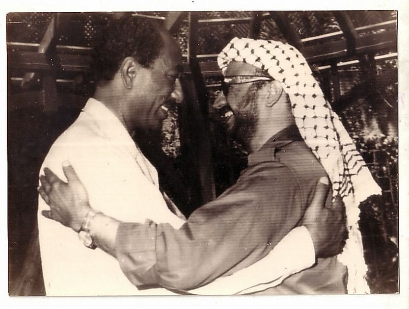 Image result for arafat sadat