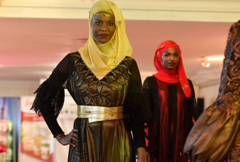 Muslim modest clothing and the enslavement of women