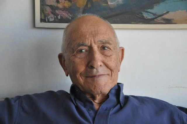 Moshe Sharett (Courtesy Moshe Sharett)