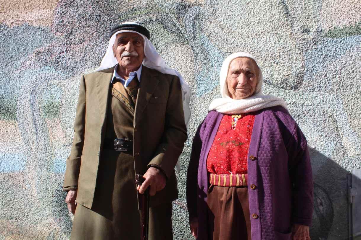Rafiha and Saad Ellias