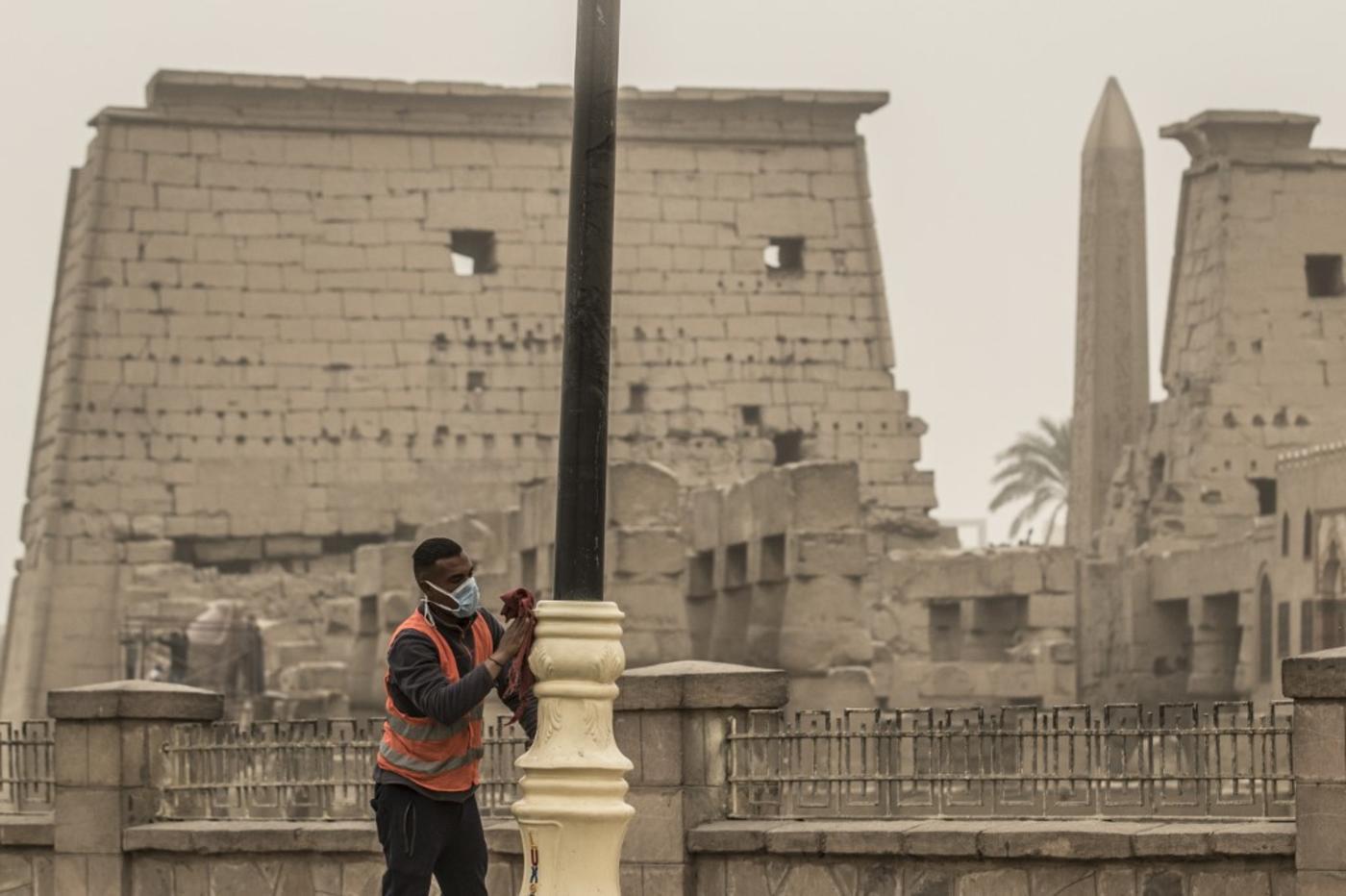 Egypt closes school after contact between parent and coronavirus ...