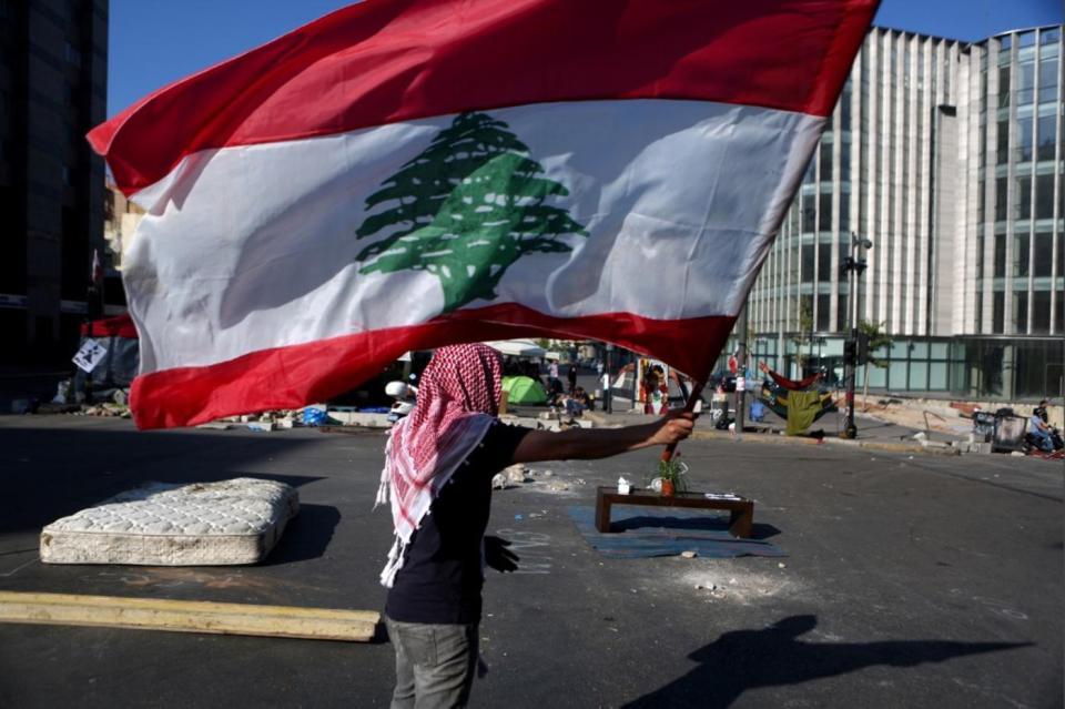 Protests in Tripoli