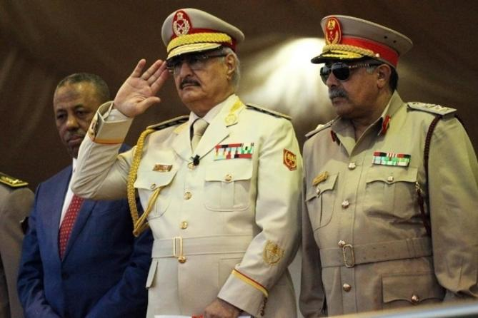 Image result for Libyan National Army