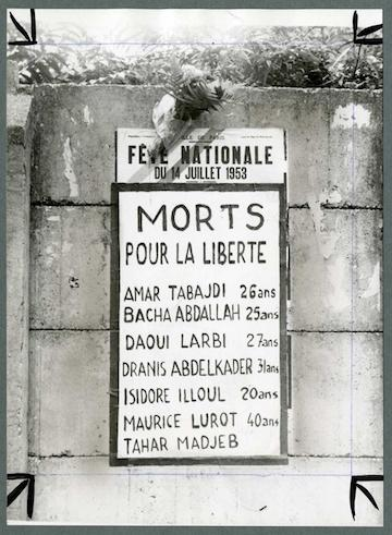 14 juillet 1953 : le massacre doublement occulté des travailleurs algériens  à Paris   Middle East Eye édition française