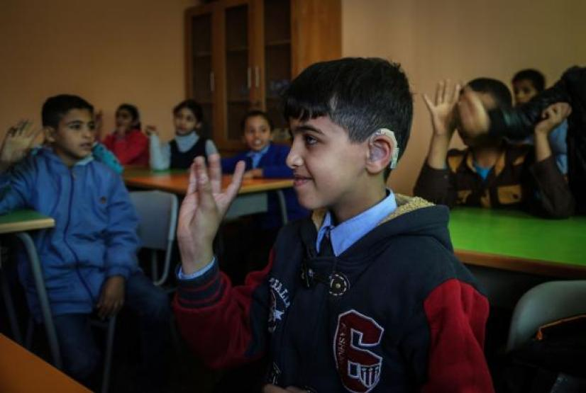 Arabic Sign Language and Deaf Community in the Middle East