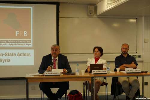 Iraqis in UK discuss impact of Shia militias on the…