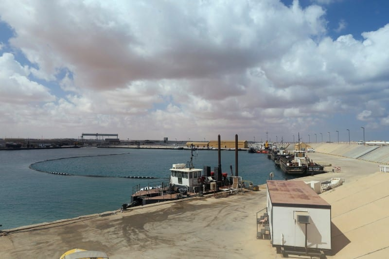 East Libyan officials say oil money will go to their central