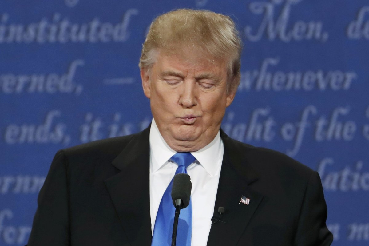 Image of US President Donald Trump [REUTERS/Lucas Jackson]