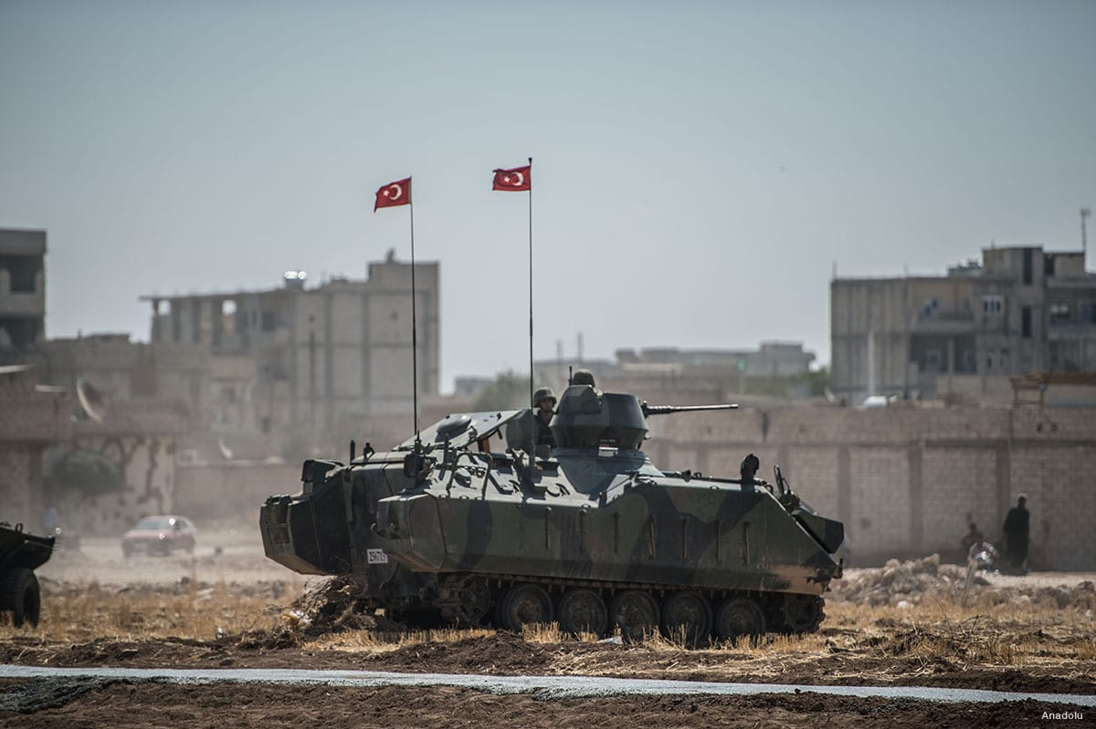 Turkey: US supports Ankara's war on Kurds, claims Erdogan