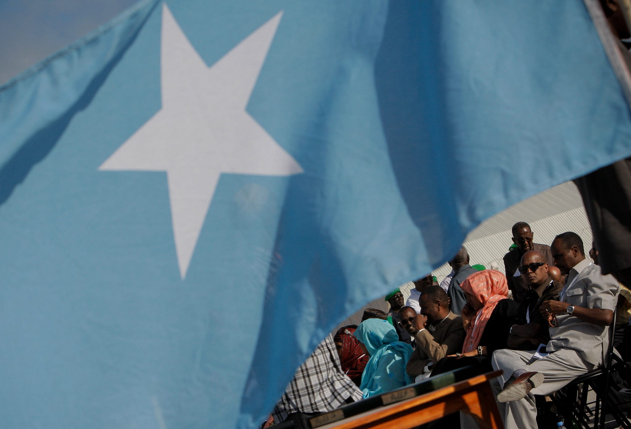 Somalia delays its presidential election by a month