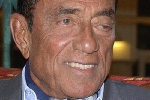 Egyptian billionaire Hussein Salem
