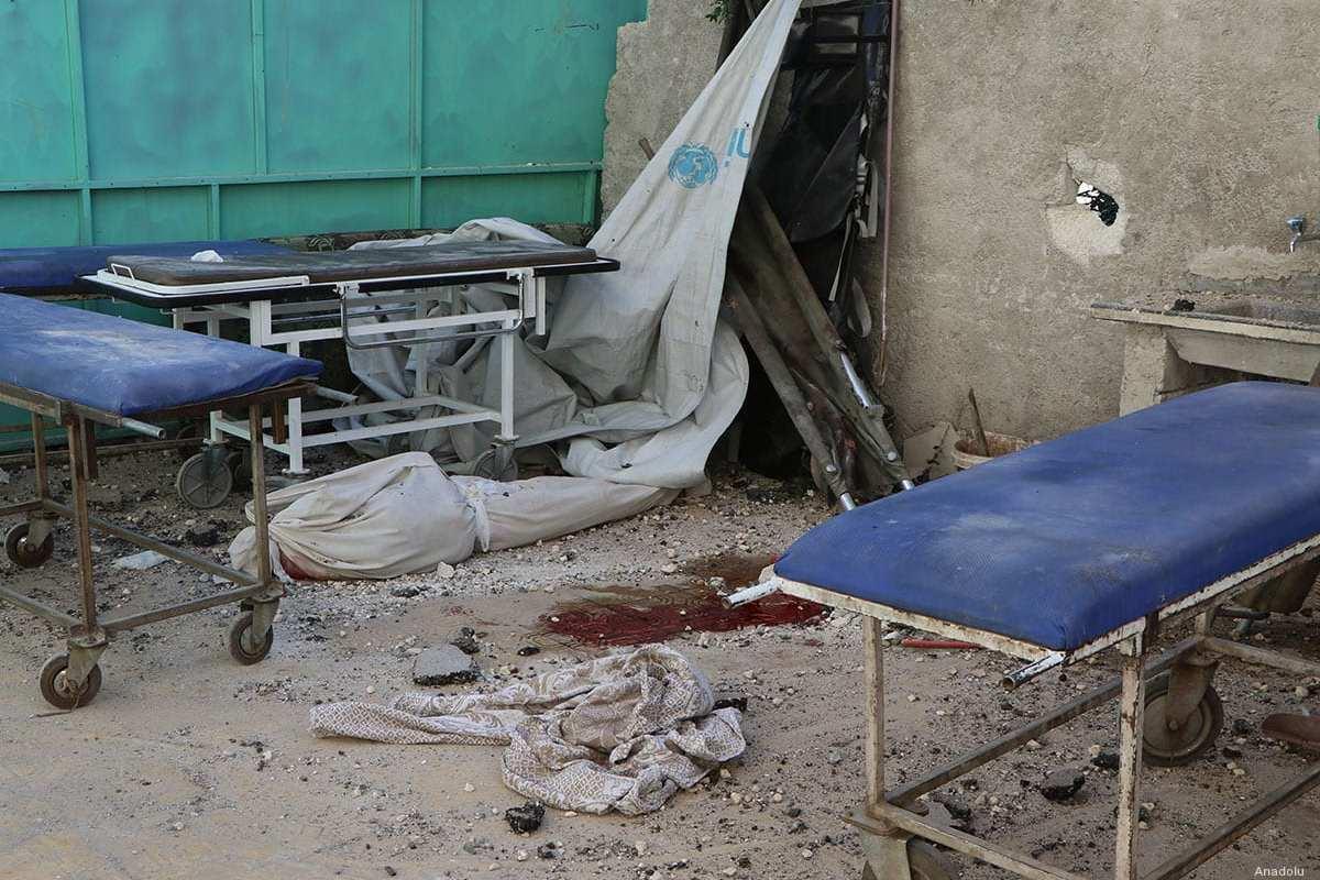 US admits bombing second Mosul hospital