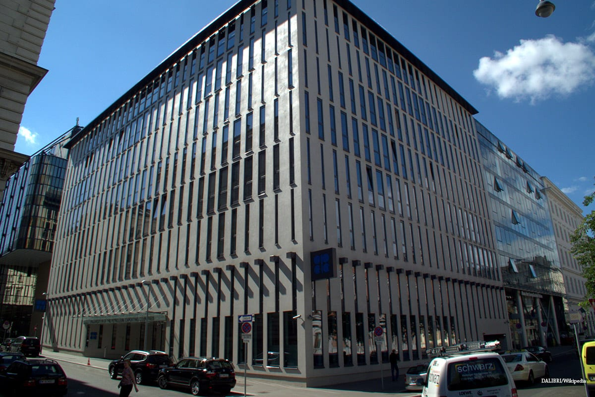 OPEC headquarters in Vienna [DALIBRI/Wikipedia]