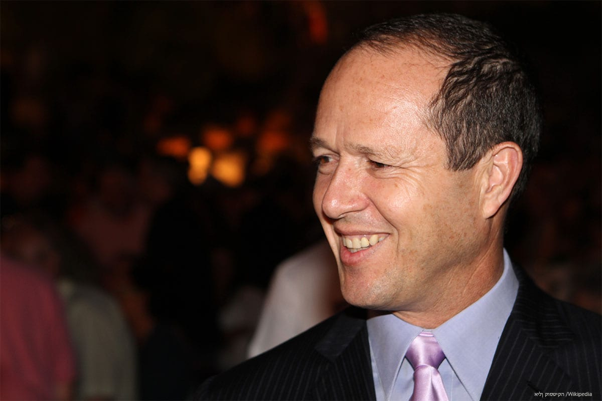 Nir Barkat, former Israeli mayor of Jerusalem [Wikipedia]