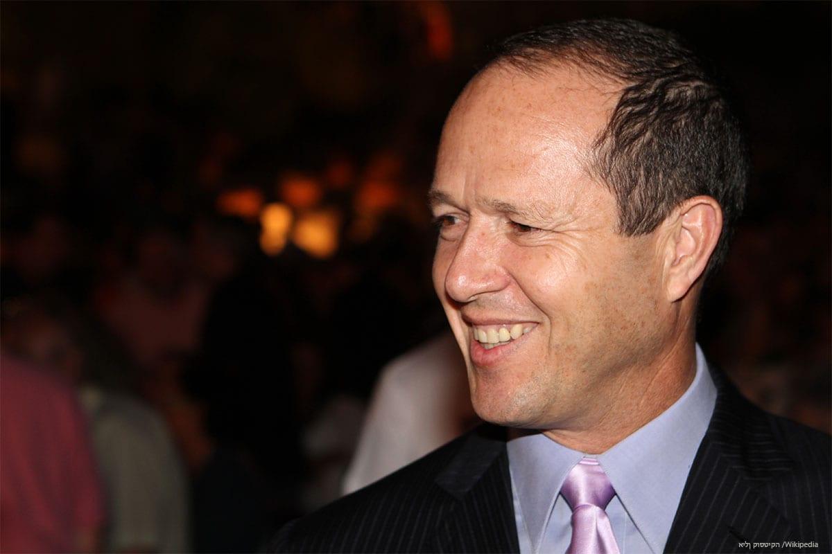 Nir Barkat, former Israeli mayor of Jerusalem [Wikipedia]