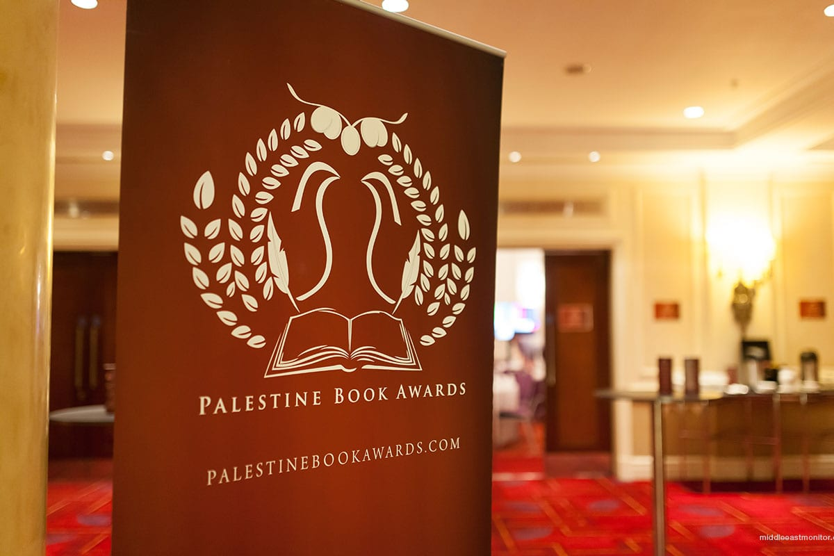 Palestine Book Awards 2016 [Middle East Monitor]
