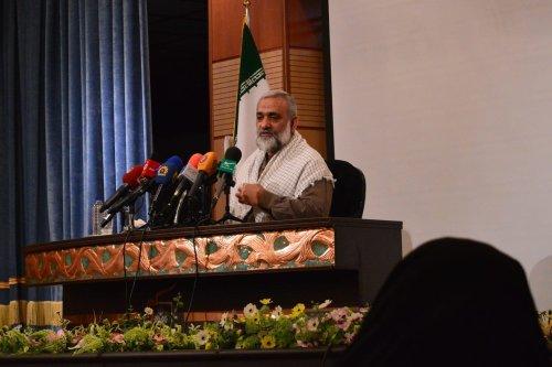 Commander of Iran's Basij forces Mohammad Reza Naqdi [Wikipedia]