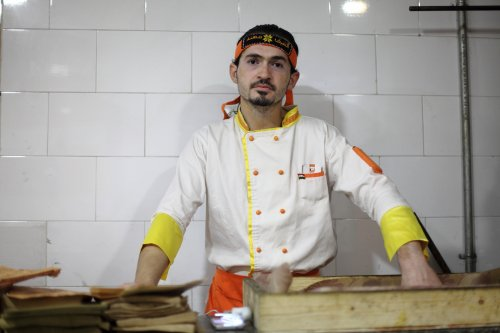Muhannad Al-Nabulsi is a Syrian refugee from Damascus living in Gaza [Middle East Monitor]