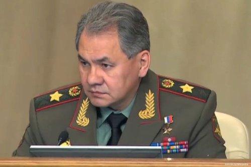 Russian defence minister, Sergei Shoigu on 27 February 2013 [kremlin.ru/Wikipedia]