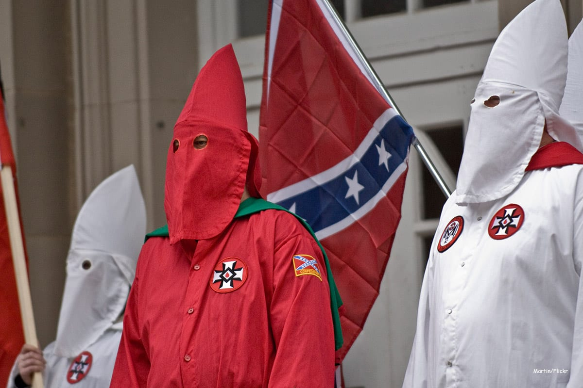 and the ku klux klan middle east monitor image of ku klux klan martin flickr
