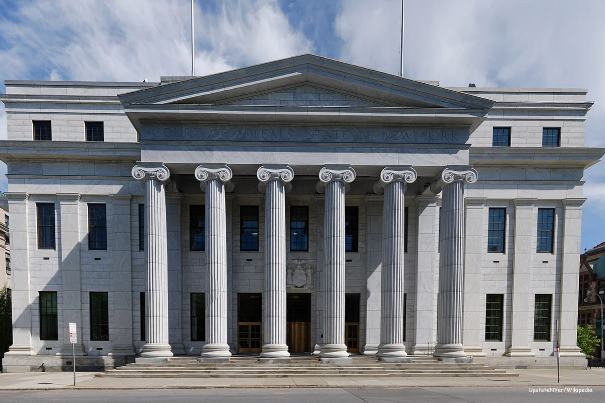 Image of the Court of Appeals in Greece [UpstateNYer/Wikipedia]