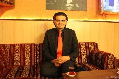 Image of Dutch MP Tunahan Kuzu [Tunahan Kuzu/Wikipedia]