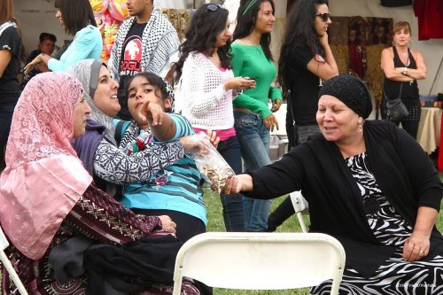 Image of the Arab-American Day in US [Erik Friedl/Youtube]