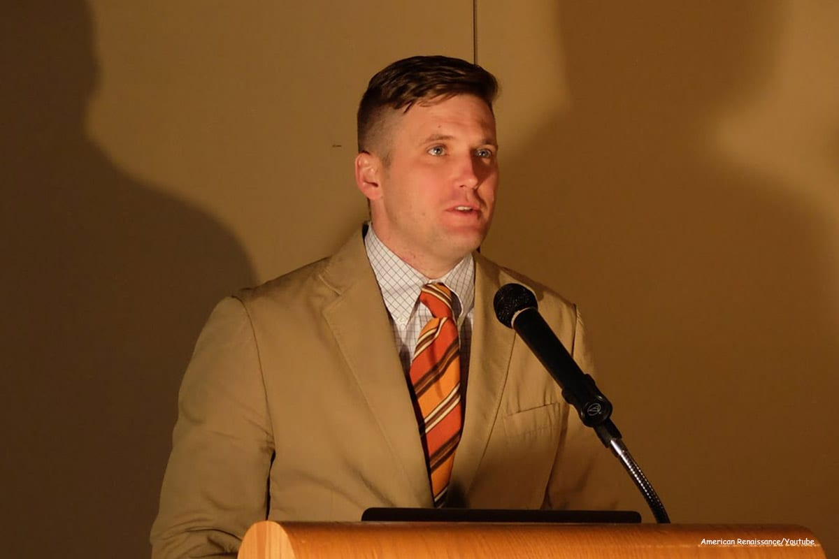 Image of Richard Spencer [American Renaissance/Youtube]