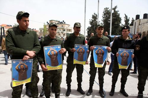 Netanyahu slams Fatah for electing Marwan Barghouti