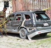 Suicide bomb in market in Somalia capital kills 18, wounds 25