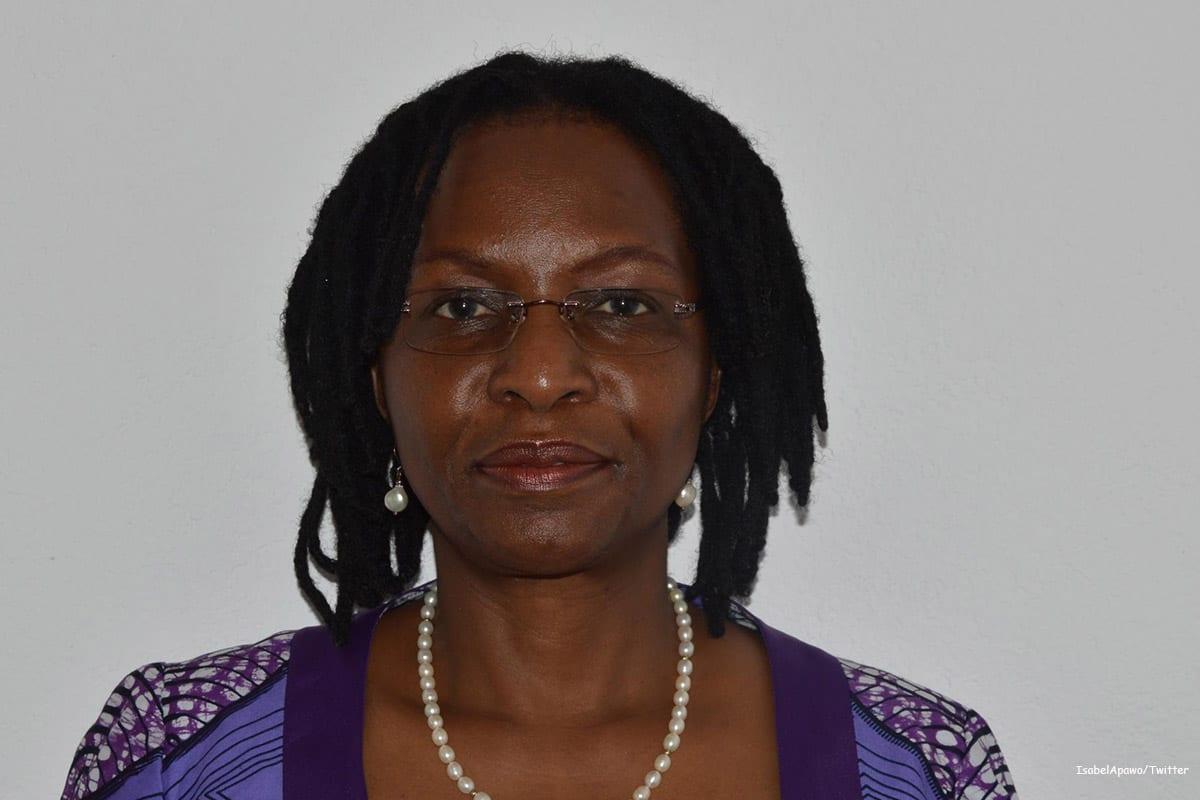 Image of Dr Isabel Phiri [IsabelApawo/Twitter]