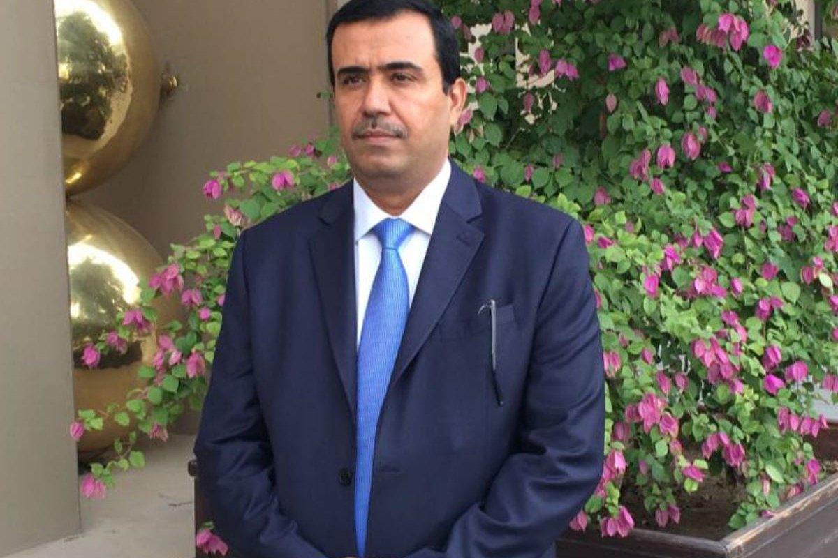 Abduladheem Al-Ajman - [image from facebook.com/عبد-العظيم-العجمان/]]