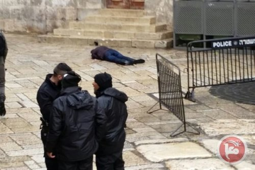 A 21-year-old Palestinian was shot dead by Israeli forces 14 December 2016 [Ma'an]