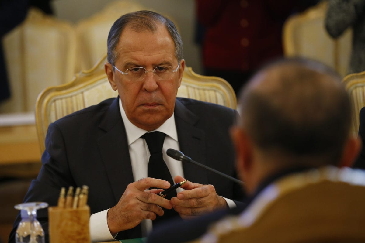 Syrian opposition denies knowledge of peace talks with ...