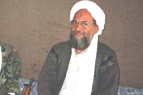 Image of Ayman Al-Zawahiri [Hamid Mir/Wikipedia]