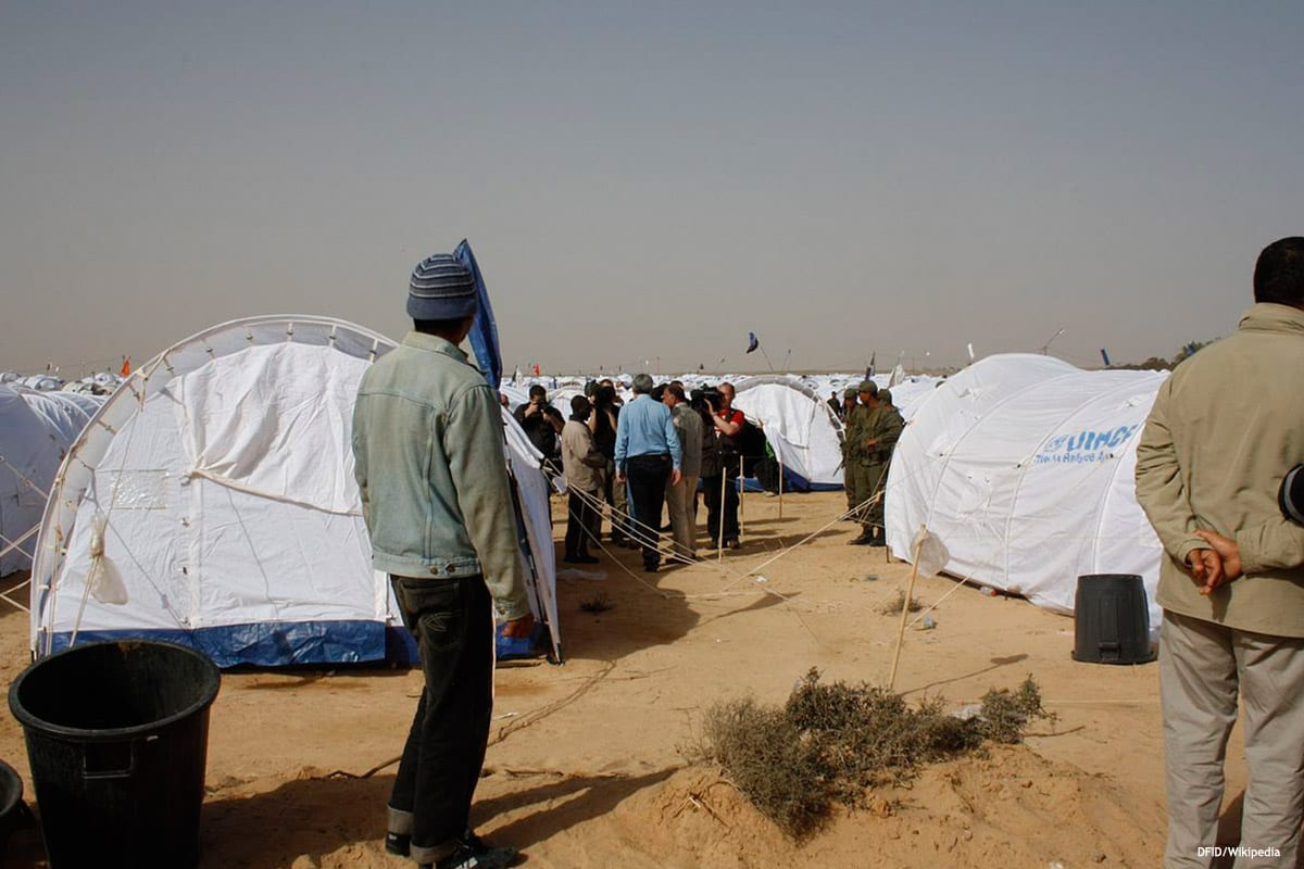 Oxfam: Refugees in Libya are subjected to rape and slavery
