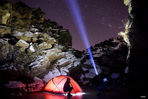 USAK- TURKEY- Star light, star bright