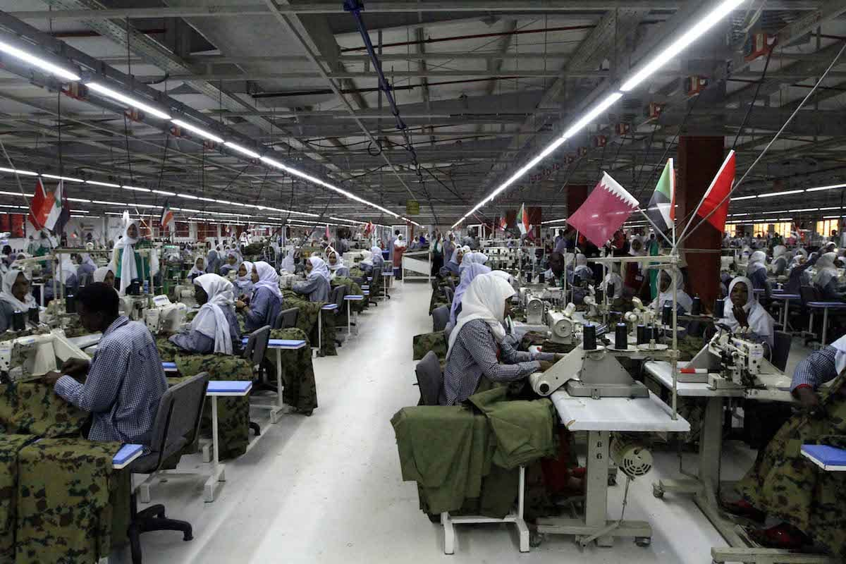 Turkish-Qatar textile factory opens in Sudan – Middle East ...