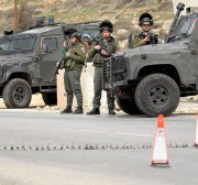 Israel army jeep hits 5-year-old Palestinian in Hebron