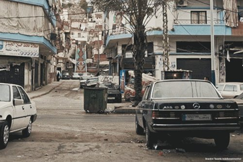 The streets of Syria [Brandon Tauszik/middleeastmonitor]