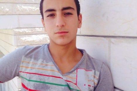 Qusai Al-Amour, 17