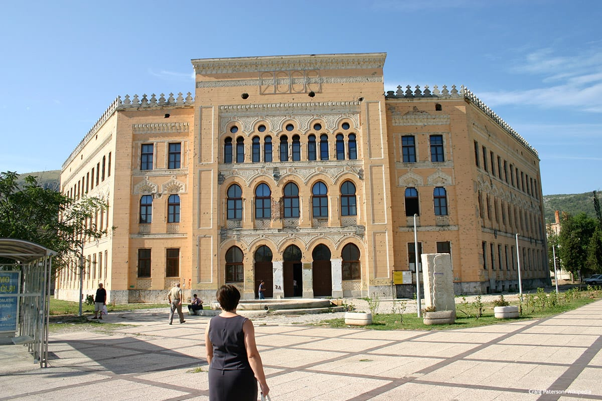 Image of United world college in Bosnia [Craig Paterson/Wikipedia]